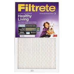 Filtrete  Ultra Allergen Air Filter - Size: 12x12x1 1971590