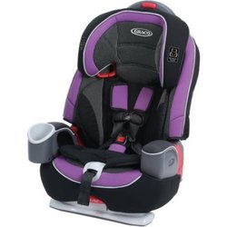 Graco Nautilus LX 65 3 in 1 Harness Booster - Purple