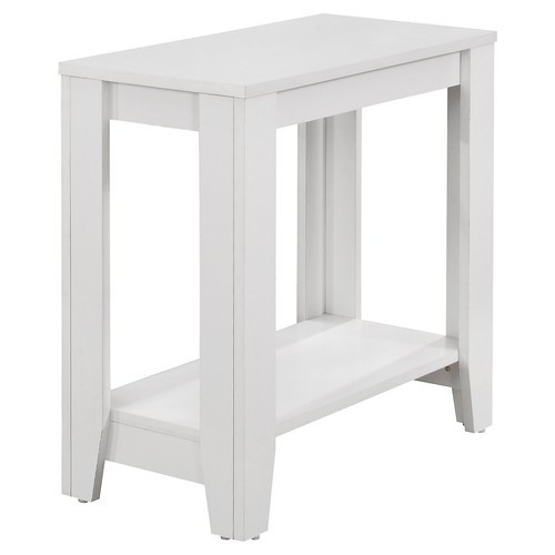 ... Monarch Specialties EveryRoom End Table   White ...