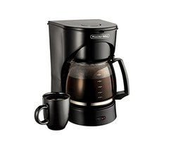 Proctor Silex 12 Cup Coffee Maker - Black 2104808