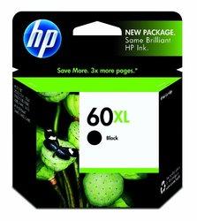 Genuine Original HP 60XL CC641WN#140 Black Ink Cartridge Various Printer
