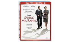 Buena Vista Saving Mr. Banks Digital HD Blu-ray 2079692