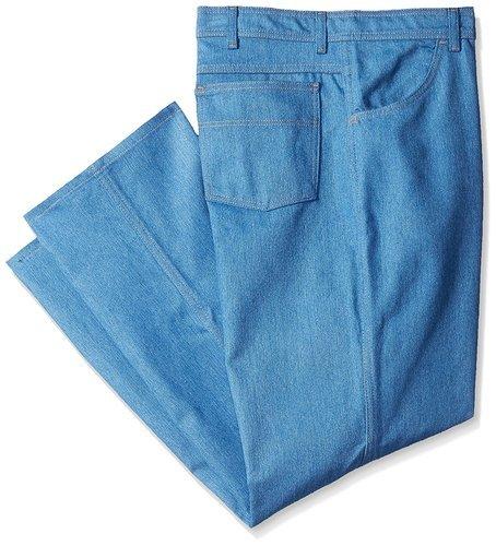 23e2d06d Wrangler Hero Men's Stretch Jeans - Light Blue - Size:36x30 - Check ...