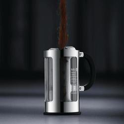 Bodum Chambord 8 Cup Stainless Steel French Press Coffee Maker - Silver 1327433