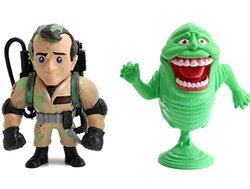Jada Toys Ghostbuster 4 inch Figures Twin Pack - Venkman and Slimer 2134175