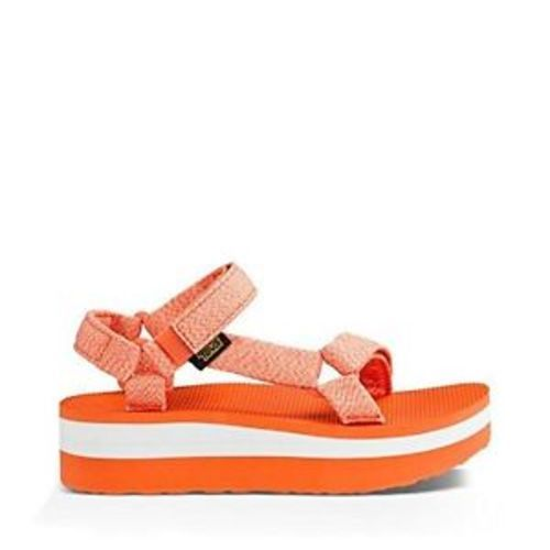 90bea8d31dc Teva Women s Flatform Sandals  Marled - Coral 9 - Check Back Soon ...