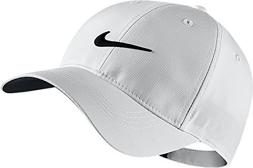 acbfe22f6d3 Nike Golf Unisex Legacy91 One Size Hat (White Black) - Check Back ...