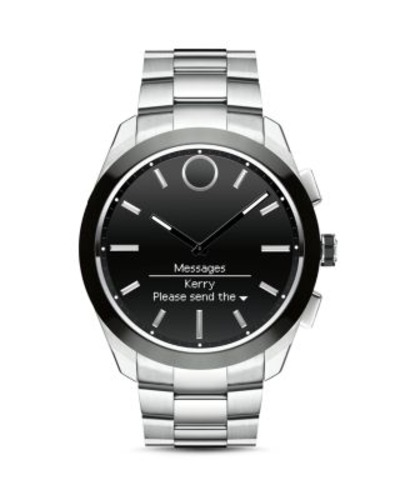 eac6bba7d Movado Men'S Bold Smartwatch: 3660013 Silver - Check Back Soon - BLINQ