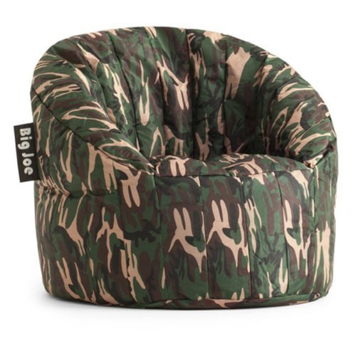 Phenomenal Big Joe Lumin Bean Bag Chair Green Camo 0650188 Cjindustries Chair Design For Home Cjindustriesco