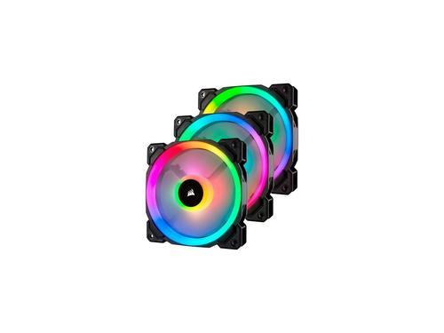 Corsair LL120 Dual Light Loop RGB Computer housing Fan - (CO-9050072-WW) -  Check Back Soon