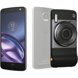 Moto Z Unlocked Smartphone with Hasselblad True Zoom Camera