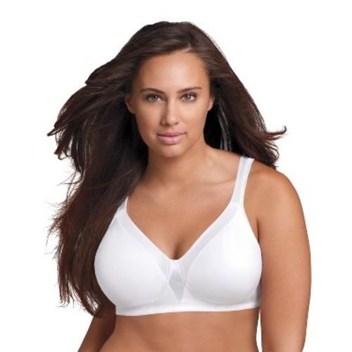 d7b6606f2450d Playtex 18 Hour Women s Sensationally Sleek Wireless Bra - White -Size 38B  - Check Back Soon - BLINQ
