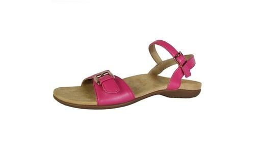 029f59e0d5d2 ... Vionic  Alita  Women s Orthaheel Ankle Strap Sandal Shoe - Pink ...