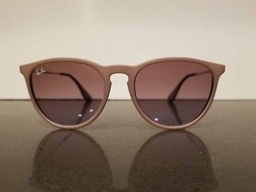 26e6dbf600 Ray Ban Erika Women s Wayfarer Sunglasses - Rubber Havana - 54mm (0RB4171)  ...