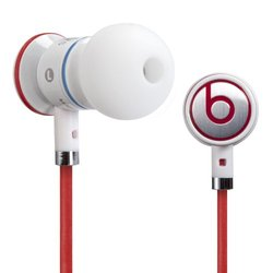 Beats by Dre iBeats In-Ear Headphones with ControlTalk - White