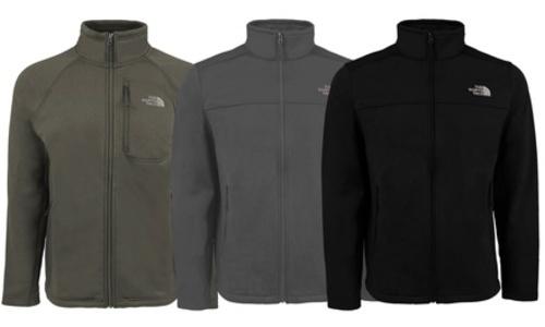 e2a9850a069d ... North Face Men s Timber Full Zip Jacket - Urban Navy - Size  Medium ...