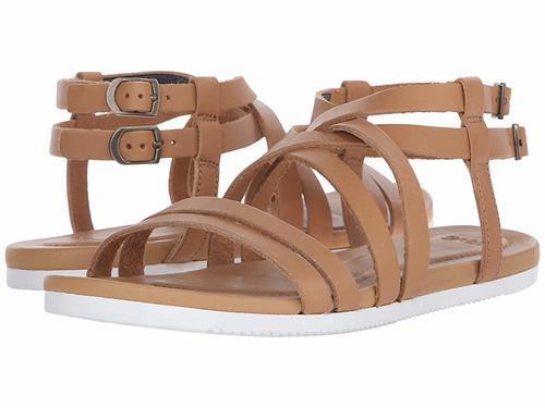 5adca8ff67a0 Teva Women s Avalina Sandal Leather Sandal - Tan - Size  7 - Check ...
