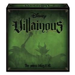 Disney Wonder Forge Disney Villainous Board Game