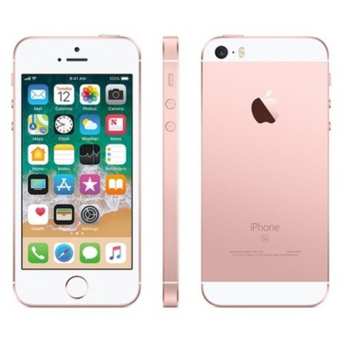 Simple Mobile Apple iPhone SE 32GB martphone - Rose Gold