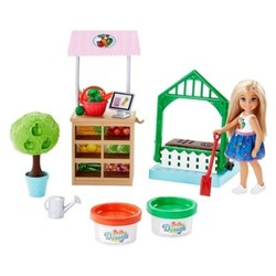 Barbie Chelsea Doll and Veggie Garden Playset