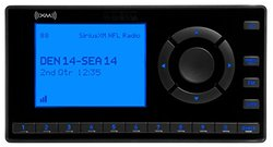 SiriusXM Satellite Radio with Vehicle Kit - Black (XEZ1V1)