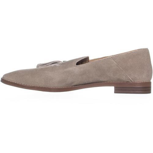 2dc5600bad0 Franco Sarto Women s Hadden Flat Loafers - Cocco - Size  8.5 - Check ...