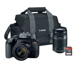 Canon EOS Rebel T7i 24.2MP Digital SLR