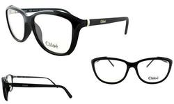 27437f7da6d Chloe Women s Optical Frames - Black - Size  54mm - Check Back Soon ...