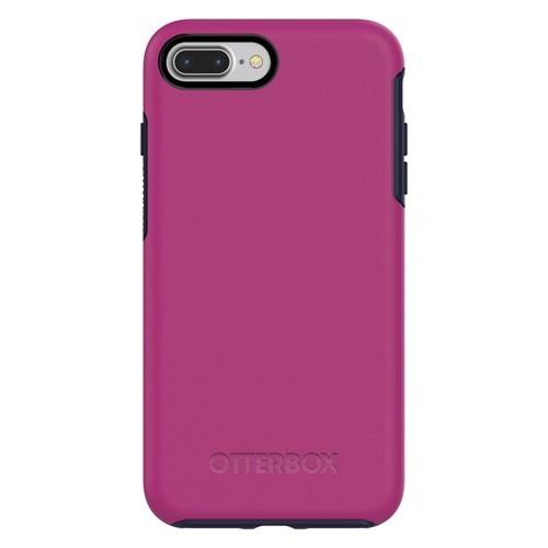half off d7019 6ffd9 OtterBox Symmetry Case Cover for iPhone 8 Plus/7 Plus - Purple ...