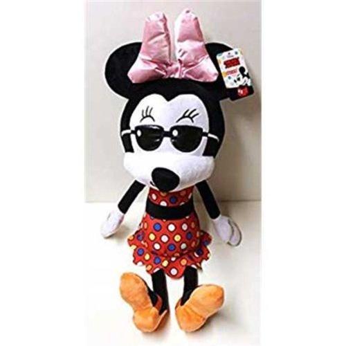 Disney Minnie Mouse Plush Trendy Stuffed Animal With Minnie