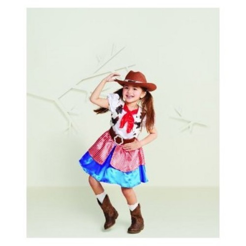 toddler girls cowgirl halloween costume 2t 3t hyde and eek boutique