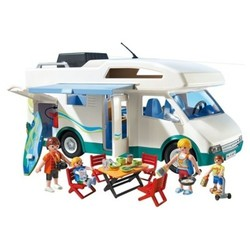 Playmobil Summer Camper Playset Toy