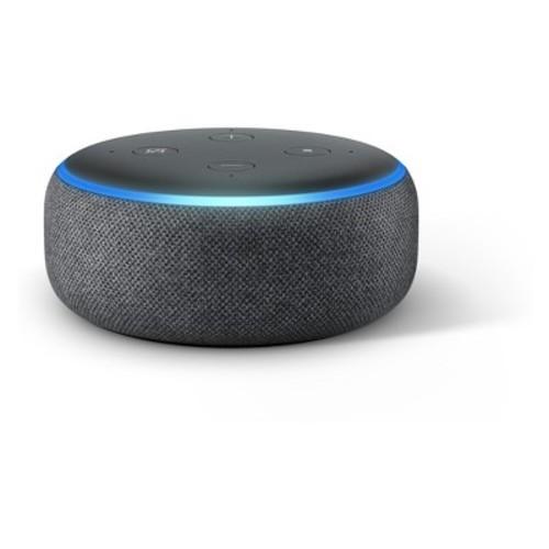 amazon echo dot 3rd generation bluetooth speaker. Black Bedroom Furniture Sets. Home Design Ideas