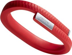 Jawbone UP Fitness Tracker - Red - Medium