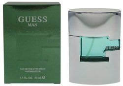 Guess Man by Guess for Men Spray - 1.7 oz