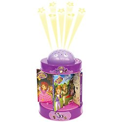 Disney Sofia The First Musical Nightlight Carousel