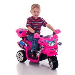 Lil Rider FX Battery Powered Three Wheel Bike - Pink