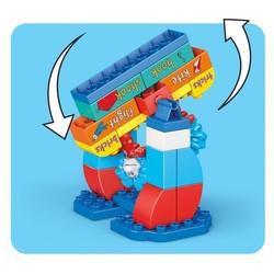 Mega Bloks Dr. Seuss Thing 1 and