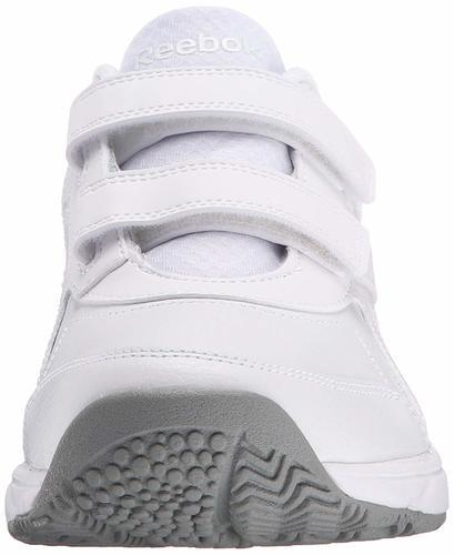 497b577b420 Reebok Women s Work N Cushion 2.0 Walking Shoes - White - Size  8.5 ...