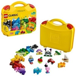Deals on LEGO Classic Creative Suitcase 10713 Building Kit 213-Pcs