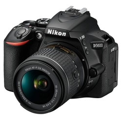 Nikon D5600 18-55mm Digital SLR Camera -