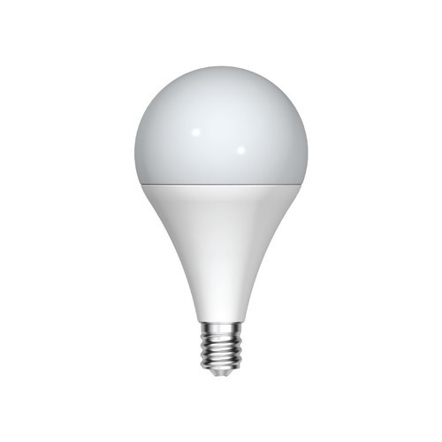 sports shoes 5d4e5 387a5 GE 60Watt A15 CAC Ceiling Fan LED Light Bulb - White - Pack ...
