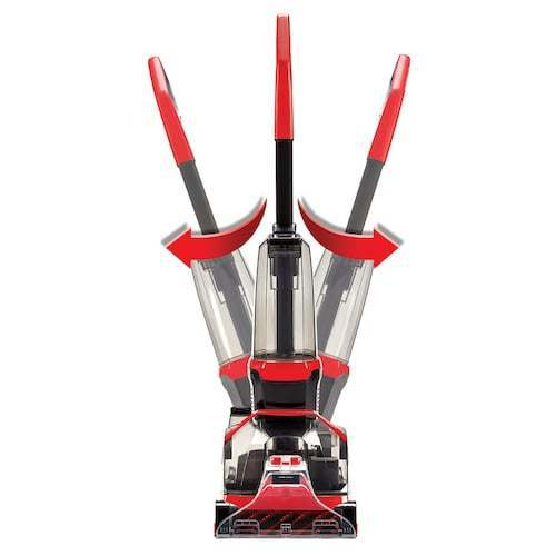 Rug Doctor Flex Clean All In One Floor Cleaner Red Black