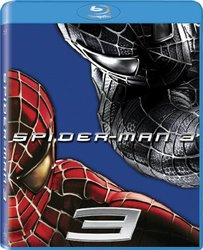 Sony Spider-Man 3 Blu-ray/Digital/Ultraviolet 220526