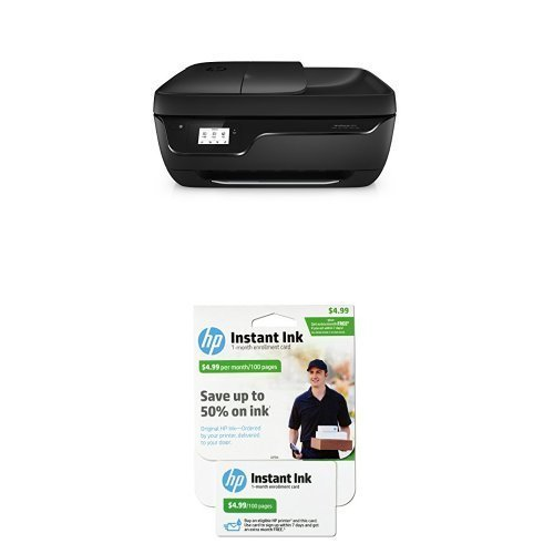 HP OfficeJet 3830 Inkjet Color Printer/Scanner/Copier/Fax