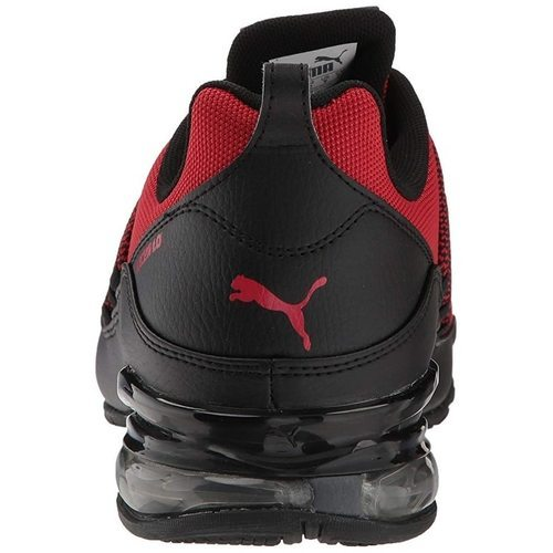 Puma Men s Cell Regulate Krm Sneakers - Red Black - Size  10.5 ... edf36bb67
