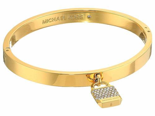 Gold Michael Kors Women S Tone Bangle Bracelet