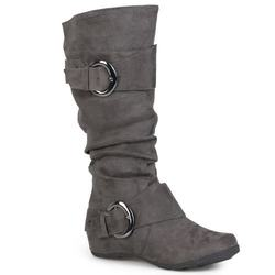 Journee Collection Women's Jester Knee High Boots