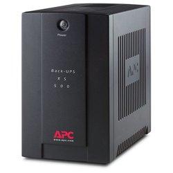 APC BACK-UPS BR500CI-AS Line-interactive UPS 500 VA/300W Tower 56751