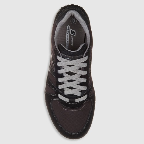 Kanone Athletic Shoes - Black - Size